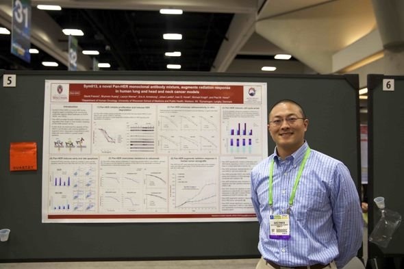 Dave Francis, Poster Presentation AACR 2014