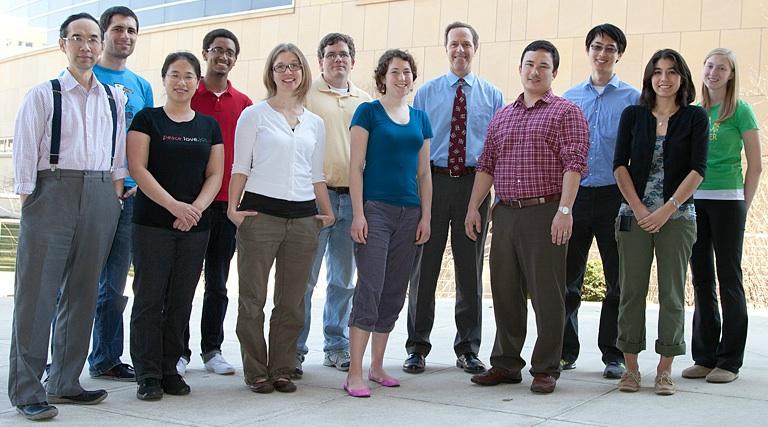 Harari lab 2012: Shyhmin, Jarob, Chunrong, Tim, Charlie, Eric, Grace, Paul, Randy, Bob Yang, Alex, Molly