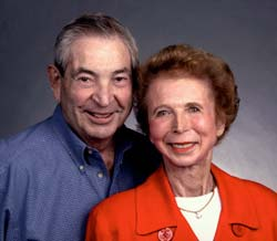 Larry and Nancy Bentson