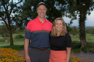 Paul and Sarah Harari