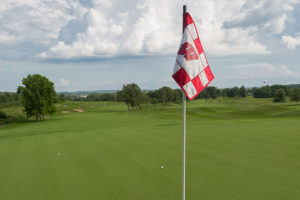 Photo of the greens at University Ridge Golf Course