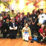 2019 Halloween costumes UW Health Radiation Oncology personnel