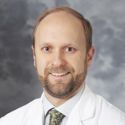 portrait of John Floberg, MD, PhD