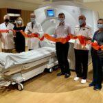 MRI ribbon cutting ceremony