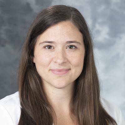Portrait of Tara Tyson, PhD, assistant professor, Department of Human Oncology